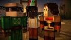 Screenshots de Minecraft: Story Mode sur WiiU