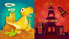 Artworks de Splatoon sur WiiU