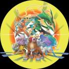 Artworks de Pokémon Méga Donjon Mystère sur 3DS