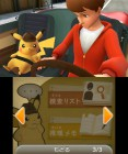 Screenshots de Detective Pikachu: Birth of a new duo sur 3DS