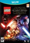 Boîte US de LEGO Star Wars : le Réveil de la Force sur WiiU