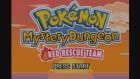 Screenshots de Pokémon : Donjon Mystère Equipe de Secours Rouge sur GBA