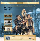 Capture de site web de Bravely Second : End Layer sur 3DS