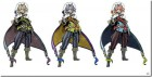 Artworks de 7th Dragon III Code : VFD sur 3DS