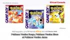 Infographie de Pokémon Rouge/Bleu sur GB