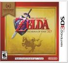 Boîte US de The Legend of Zelda : Ocarina of Time 3D sur 3DS