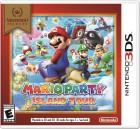 Boîte US de Mario Party : Island Tour sur 3DS