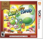 Boîte US de Yoshi's New Island sur 3DS