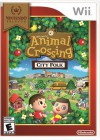 Boîte US de Animal Crossing : Let's Go to the City sur Wii