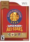 Boîte US de Super Mario All-Stars sur Wii