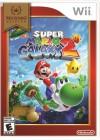 Boîte US de Super Mario Galaxy 2 sur Wii