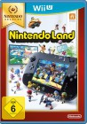 Boîte FR de Nintendo Land sur WiiU