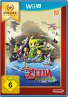 Boîte FR de The Legend of Zelda : The Wind Waker HD sur WiiU