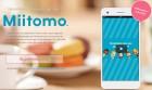 Capture de site web de Miitomo sur Mobile