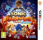 Boîte FR de Sonic Boom : Fire & Ice sur 3DS