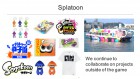Infographie de Splatoon sur WiiU