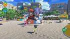 Screenshots de Mario & Sonic aux Jeux Olympiques de Rio 2016 sur WiiU