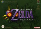 Boîte FR de The Legend of Zelda : Majora's Mask sur N64