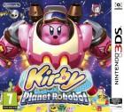 Boîte FR de Kirby : Planet Robobot sur 3DS