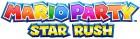 Logo de Mario Party: Star Rush sur 3DS