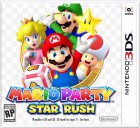 Boîte US de Mario Party: Star Rush sur 3DS