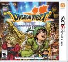 Boîte US de Dragon Quest VII : La Quête des vestiges du monde sur 3DS