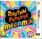 Boîte FR de Rhythm Paradise Megamix sur 3DS