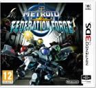 Boîte FR de Metroid Prime Federation Force sur 3DS