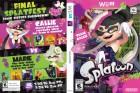 Boîte US de Splatoon sur WiiU
