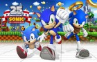 Infographie de Sonic Forces sur Switch