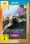 Boîte FR de FAST Racing Neo sur WiiU