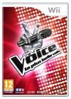 Boîte FR de The Voice, la plus belle voix sur Wii