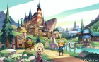 Artworks de The Snack World sur 3DS