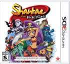 Boîte US de Shantae and the Pirate's Curse sur 3DS