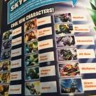 Scan de Skylanders Imaginators sur WiiU