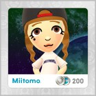 Screenshots de Miitomo sur Mobile