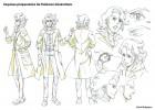 Artworks de Pokémon Generations