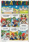 Artworks de Super Mario Bros sur NES
