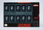 Boîte US de Super Nintendo sur SNES