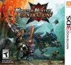 Artworks de Monster Hunter Generations sur 3DS