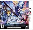 Boîte US de Azure Striker Gunvolt 2 sur 3DS