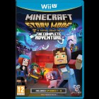 Boîte FR de Minecraft: Story Mode sur WiiU