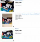 Capture de site web de Nintendo Classic Mini NES sur Mini NES