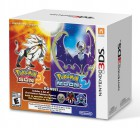 Boîte US de Pokémon Soleil & Lune sur 3DS