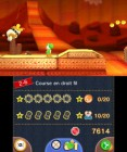 Screenshots de Poochy & Yoshi's Woolly World 3DS sur 3DS