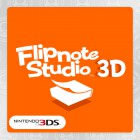 Logo de Flipnote Studio 3D sur 3DS