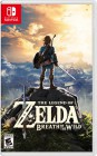 Image The Legend of Zelda : Breath of the Wild  (Switch)