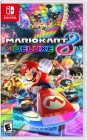 Boîte US de Mario Kart 8 Deluxe sur Switch