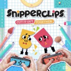 Artworks de Snipperclips – Les deux font la paire sur Switch