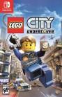 Boîte US de Lego City Undercover sur Switch